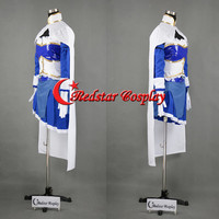 Magical Girl Puella Magi Madoka Magica Sayaka Miki Cosplay Costume - Custom-made in Any size