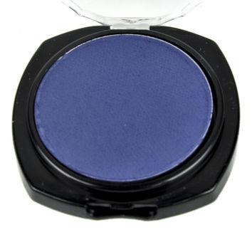 Gloom & Doom Blue Eye Shadow Blush Cosplay Gothic Makeup