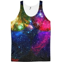 Running With Four Suns || Magnifying Light || Classic fit tank top (unisex) - God Sol