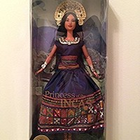 Mattel Barbie 28373 Princess of the Incas Dolls of the World by Barbie