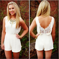 Take It Back Romper