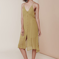 PRICKLY PEAR DRESS