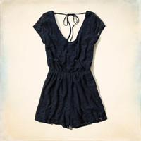 Monarch Beach Romper