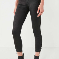 DL1961 Florence Cropped Lace-Up Skinny Jean | Urban Outfitters