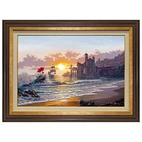 Framed Limited-Edition ''Out of the Sea'' The Little Mermaid Giclée | Disney Store