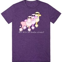 Oy! With the Poodles Already! Gilmore Girls Shirt