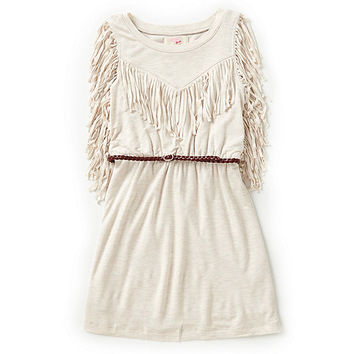 b21825f329 GB Girls 7-16 Fringe Dress