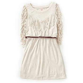 GB Girls 7-16 Fringe Dress | Dillards