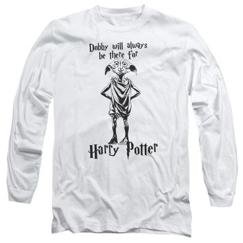 Harry Potter - Always Be There Long Sleeve Adult 18/1 Officially Licensed Shirt