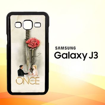 Once Upon A Time Rose X3423  Samsung Galaxy J3 Edition 2015 SM-J300 Case