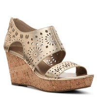 BCBG Paris Marilla Wedge Sandal