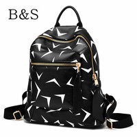 Luxury Black Women Leather Backpack Famous Brand Backpacks For Teenage Girls Fashion Female Travel Bags Schoolbag Mochila