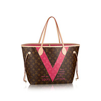 Products by Louis Vuitton: Neverfull MM MONOGRAM V