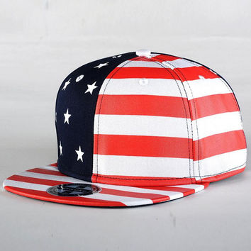 American Flag Baseball Cap Hat