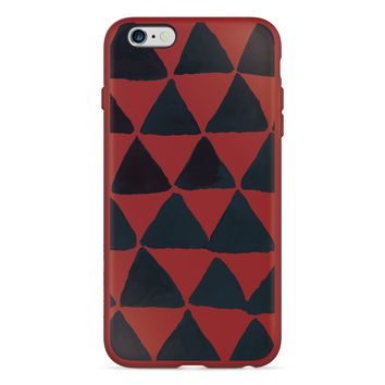 Hand Paint Triangle PlayProof Case for iPhone 6 Plus / 6s Plus
