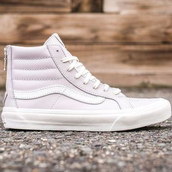ESB8KY VANS WOMENS SK8-HI SLIM ZIP - WIND CHIME