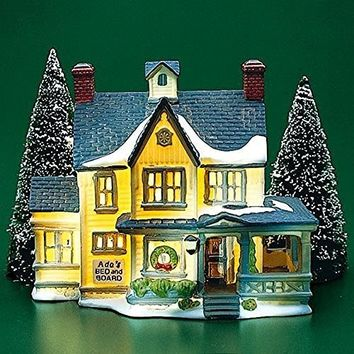 Department 56 Ada's Boarding House 59404