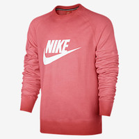 NIKE AW77 LIGHTWEIGHT SOLSTICE CREW
