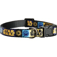 STAR WARS Logo Adjustable Dog Collar