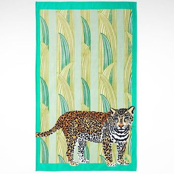 Bamboo Beach Towel by Yves Delorme