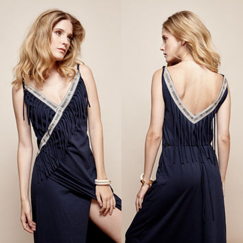 River Side - Wrap Dress