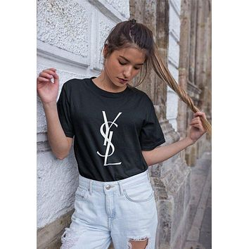 Saint Laurent YSL T-Shirt