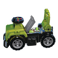 Mega Bloks Jeep Ride On - Green