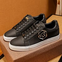 Boys & Men Philipp Plein Fashion Casual Sneakers Sport Shoes