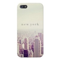NYC iPhone 5 CASES