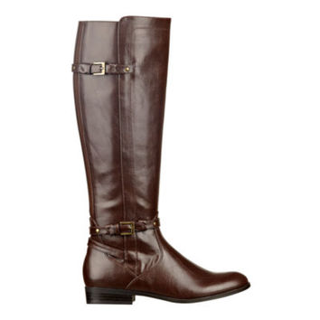 jcpenney | Unisa® Triplee Wide Calf Womens Riding Boots