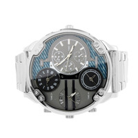 NY London Watch White Stainless Steel Back