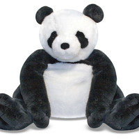 Giant Plush Panda, Children's Toys