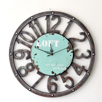 A Creation Clock.Funny Clock.Interesting and Useful Clock. = 4798557572
