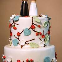 bride.ca | Wedding Cake Toppers 101: - Types, Variations  Ideas