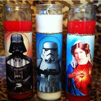 Star Wars Prayer Candles