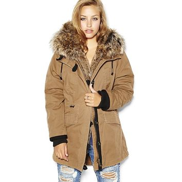 The Plush Parka