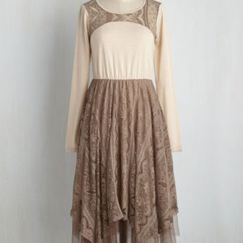 In Flits and Starts Dress