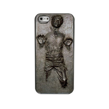 Han Solo iPhone Case - iPhone 5 Case