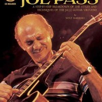 CREYCY2 The Best of Joe Pass: A Step-By-Step Breakdown of the Styles and Techniques of the Jazz Guitar Virtuoso