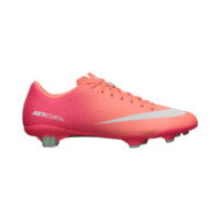 Nike Mercurial Veloce Firm-Ground Women's Soccer Cleats - Atomic Pink