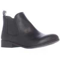 AR35 Desyre Chelsea Ankle Boots, Black, 7 US