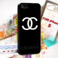 Chanel Logo - Photo On Hard Cover For iPhone 5