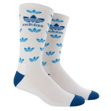 adidas Originals Trefoil Crew Socks - Men's