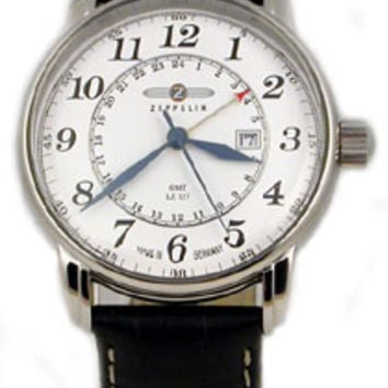 Graf Zeppelin LZ127 GMT Watch 7642-1