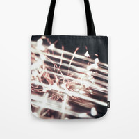 Light Tote Bag by SoCal Chic Photography
