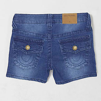 JOEY FRENCH TERRY TODDLER SHORT