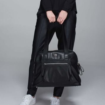 Sweat & Go Bag