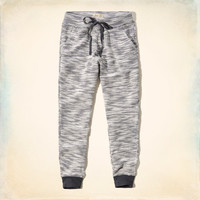 Hollister Textured Knit Joggers