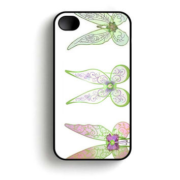 Disney Tinkerbell Wings  iPhone 4 and iPhone 4s case
