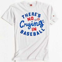 HOMAGE No Crying In Baseball Tee